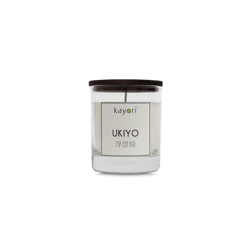 Kayori geurkaars Ukiyo (175gr)