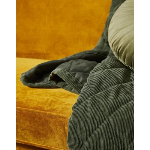 Essenza  quilt Billie 150x200 (dark green)