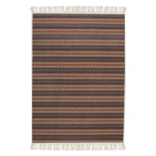 Essenza Fleur Carpet 60x90cm (nightblue)