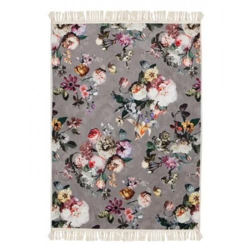 Essenza Fleur Carpet 60x90cm (taupe)