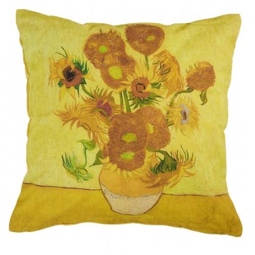 Beddinghouse x Van Gogh sierkussen Sunflower (45x45cm)
