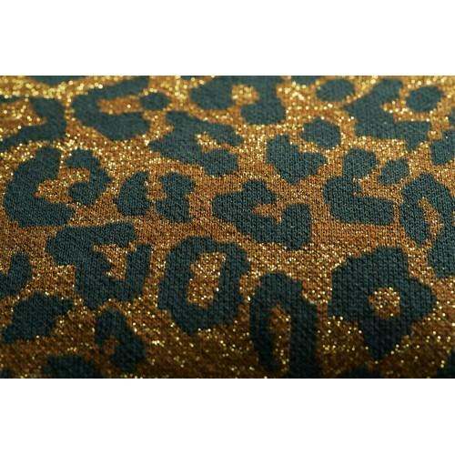 KAAT sierkussen Tigerlily (brown, 45x45cm)