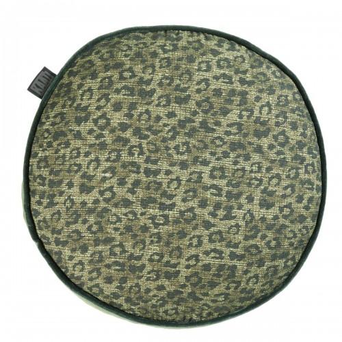 KAAT sierkussen Pardus (green, 40x40)