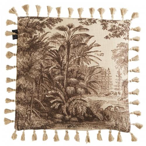 KAAT sierkussen Sabah (natural, 45x45cm)