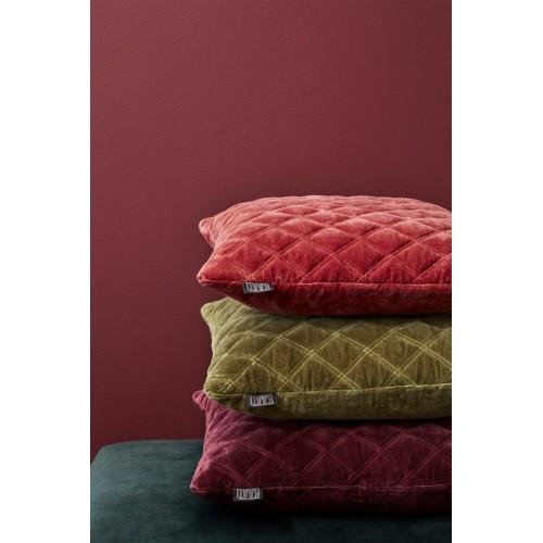 KAAT sierkussen Vercors (dark red, 43x43)