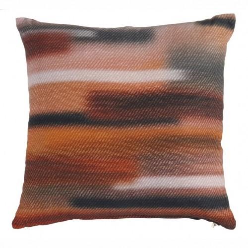 KAAT sierkussen Sweep Sweater (orange, 43x43)