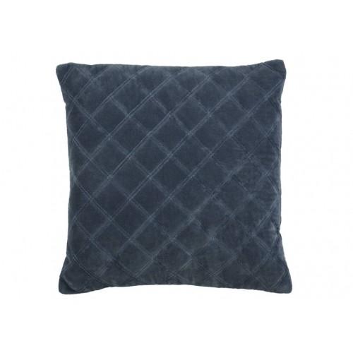 KAAT sierkussen Vercors (blauw-grijs, 43x43)