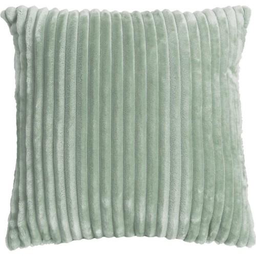 Linnen & More sierkussen Alanya (frosty green, 45x45cm)