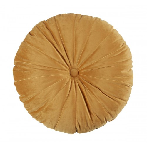 KAAT sierkussen Mandarin (gold, 40cm)