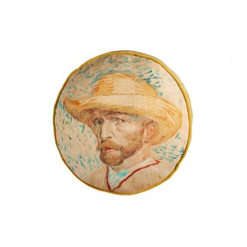 Beddinghouse x Van Gogh sierkussen Self Portrait (40cm)