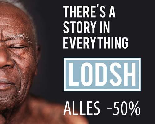 Lodsh 50% korting